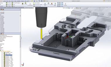 CAM sistem Solidcam